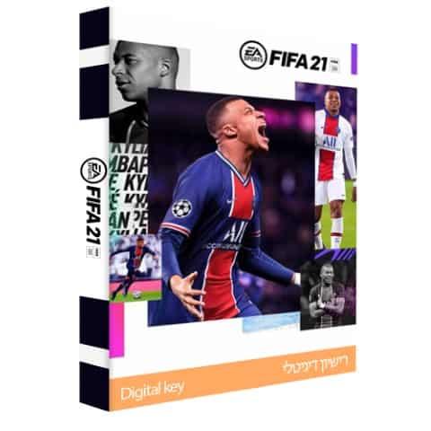 FIFA 21 PC ORIGIN | פיפא 21 למחשב