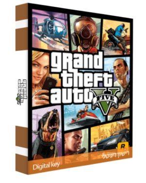 GTA V PC | גי טי איי 5
