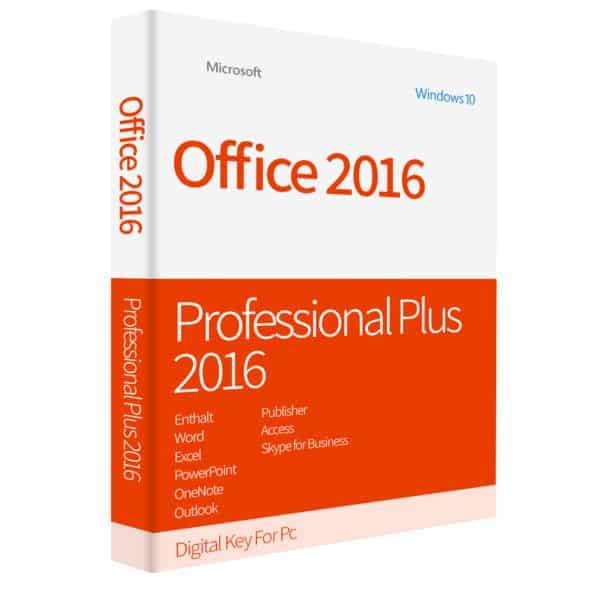 אופיס 2016 פרו פלוס | microsoft office 2016 pro plu retail